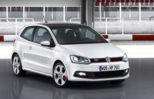Volkswagen Polo GTi 2010 года