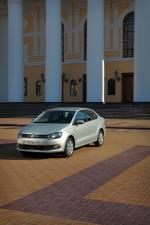 Volkswagen Polo Sedan 2010 года