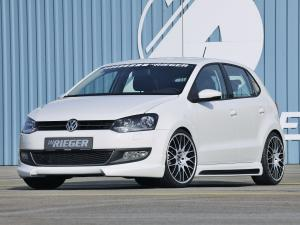 Volkswagen Polo by Rieger 2010 года