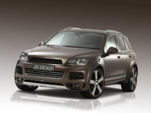 2010 Volkswagen Touareg by JE Design