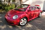 Volkswagen Beetle Cabriolet Barbie Edition 2011 года
