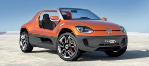 Volkswagen Buggy up! Concept 2011 года