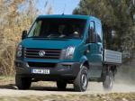 Volkswagen Crafter Double Cab Pickup 4Motion by Achleitner 2011 года