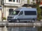 Volkswagen Crafter High Roof Bus 2011 года