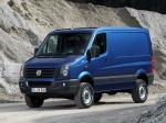 Volkswagen Crafter Van 4Motion by Achleitner 2011 года