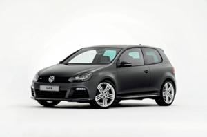 2011 Volkswagen Golf R Carbon Steel Gray
