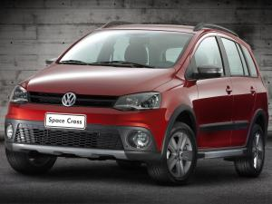 Volkswagen Polo Space Cross 2011 года
