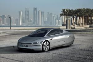 Volkswagen XL1 Super Efficient Vehicle 2011 года