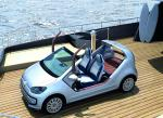 Volkswagen up! Azzurra Sailing Team Concept 2011 года