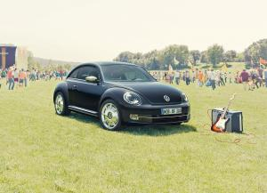 2012 Volkswagen Beetle Fender Edition