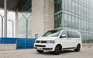 Volkswagen Caravelle Edition 25 2012 года