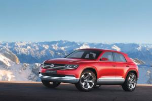 2012 Volkswagen Cross Coupe Concept