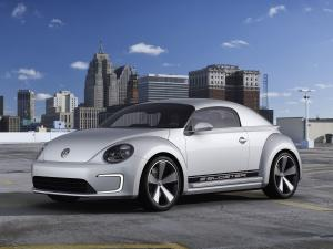 2012 Volkswagen E-Bugster Cabriolet Concept