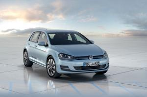 Volkswagen Golf BlueMotion Concept 2012 года