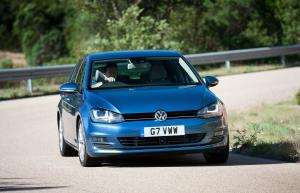 2012 Volkswagen Golf TDi BlueMotion