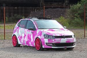 2012 Volkswagen Polo GTi 6R Synergetic Effects by CFC