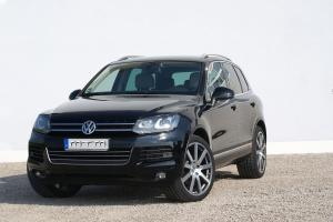 2012 Volkswagen Touareg by MTM