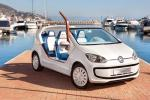 Volkswagen up! Azzurra Sailing Team by Italdesign 2012 года