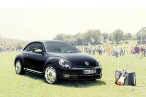 Volkswagen Beetle Fender Edition 2013 года