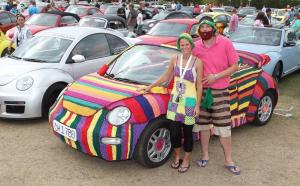 Volkswagen Beetle Sunshine Tour 2013 года