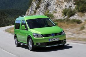 2013 Volkswagen Caddy Cross Edition