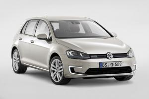 2013 Volkswagen Golf BlueMotion TwinDrive Concept