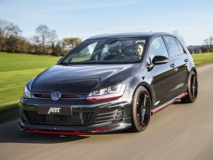 2013 Volkswagen Golf GTi Dark Edition by ABT