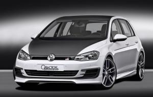Volkswagen Golf GTi RS by Caractere 2013 года