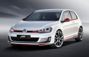 Volkswagen Golf GTi by ABT 2013 года