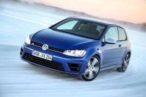 Volkswagen Golf R 5-Door 2013 года