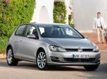 Volkswagen Golf TSI BlueMotion 2013 года