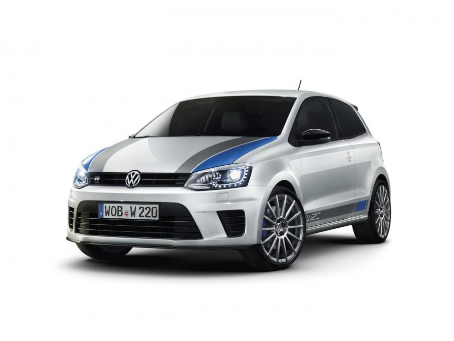 Volkswagen Polo R WRC Street Version