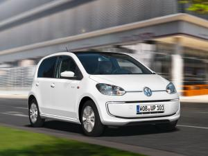 Volkswagen e-up! 2013 года