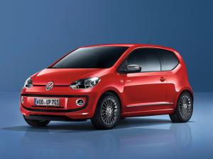 Volkswagen up! Cheer 2013 года