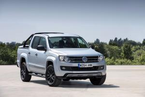 Volkswagen Amarok Dark Label 2014 года (UK)