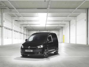 Volkswagen Caddy Black Edition 2014 года (UK)