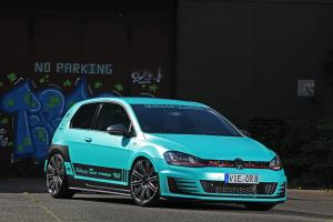 Volkswagen Golf GTi by Cam Shaft and PP-Performance 2014 года