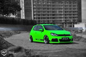 Volkswagen Golf GTi from Indonesia 2014 года
