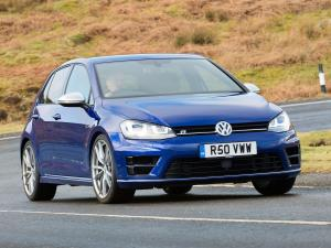 2014 Volkswagen Golf R 5-Door