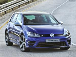 Volkswagen Golf R 5-Door 2014 года