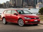 Volkswagen Golf TDI BlueMotion Wagon 2014 года
