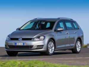 Volkswagen Golf TSI BlueMotion Wagon 2014 года (AU)