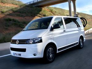 2014 Volkswagen Multivan OutDoor Edition