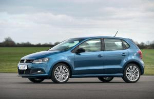 2014 Volkswagen Polo BlueGT 5-Door