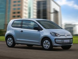 Volkswagen up! 3-Door 2014 года (BR)