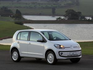 Volkswagen up! White 2014 года (BR)
