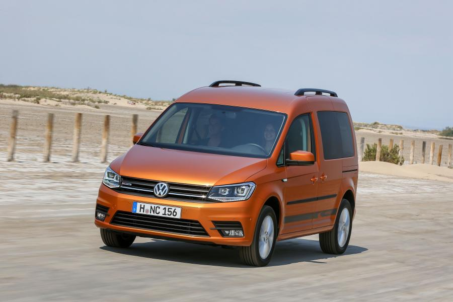 Volkswagen Caddy Beach 4Motion