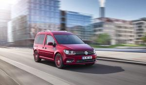 2015 Volkswagen Caddy Generation Four