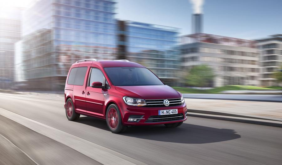 Volkswagen Caddy Generation Four