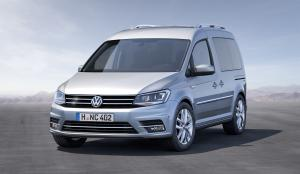Volkswagen Caddy Highline 2015 года